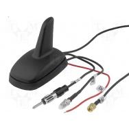 Anténa FM/GPS/GSM SHARK 06