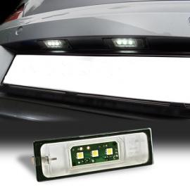 LED osvětlení SPZ BMW 6 (E63, E63N, E64 M6, E64N)