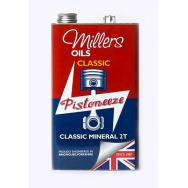 Motorový olej Millers Oils Classic Mineral 2T, 5L