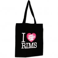 Wheel Whores taška - I Heart Rims