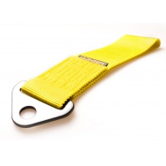 Raemco textilní tažné oko - žluté