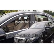 HEKO ofuky oken Mercedes Benz E W213 sedan (2016-) přední + zadní