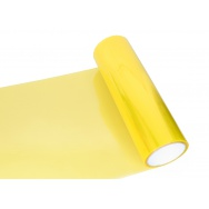 Folie na světla tvarovatelná - žlutá