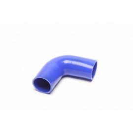 TurboWorks silikonová hadice - koleno 90° - 63mm vnitřní průměr, délka 100mm