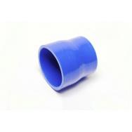 TurboWorks silikonová hadice - rovná redukce - 70/63mm vnitřní průměr, délka 80mm