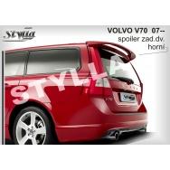 Stylla spoiler zadních dveří Volvo V70 (2007 - 2016)