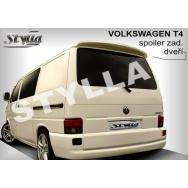 Stylla spoiler zadních dveří VW T4 (1991 - 2003) Multivan, Caravelle, Transporter