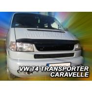 HEKO zimní clona VW T4 Multivan, Caravelle (1996 - 2003) šikmá světla