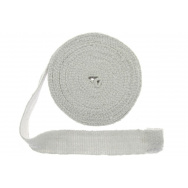 Termoizolační páska pro výfukové svody a potrubí - bílá, 10m