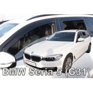HEKO ofuky oken BMW 5 5dv combi (G31, od 2017) přední + zadní