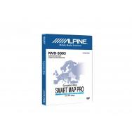 Alpine NVD-S003 akualizace mapových podkladů