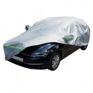 JOM ochranná plachta na auto, velikost XL/SUV, rozměr 530x200x175cm