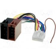 ISO konektory Panasonic 16 PIN C