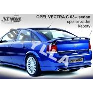 Stylla spoiler zadního víka Opel Vectra C sedan (2002 - 2008)