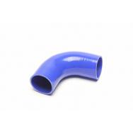 TurboWorks silikonová hadice - koleno 90° - 76mm vnitřní průměr, délka 100mm