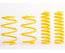 Sportovní pružiny ST suspensions pro Škoda Fabia III (5J), Hatchback, r.v. od 11/14, 1.2TSi DSG/1.4TDi, snížení 30/30mm