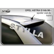 Stylla spoiler zadních dveří Opel Astra G htb (1998 - 2004)