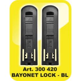Adaptéry na stěrače s uchycením Bayonet Lock