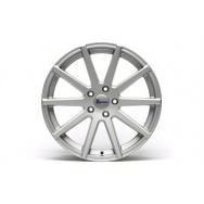 TA Technix XF2 ALU lité kolo konkávní 9,5x19 - stříbrná, 5x120, 72,6 ET35