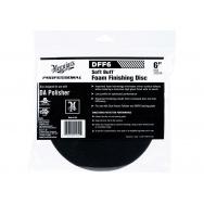 """Meguiars Soft Buff Foam Finishing Disc 6"""" - finišovací a voskovací kotouč pro DA leštičku (měkký), 6palcový"""