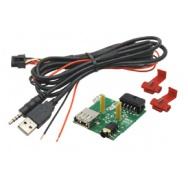 Adaptér pro USB konektor Ssang Yong Rexton (13->)