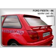 Stylla spoiler zadních dveří Ford Fiesta (1989 - 1997) - dolní