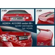 Stylla spoiler zadního víka Honda Accord sedan (2008 - 2012)