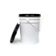 Dope Fibers kbelík s ochrannou vložkou a uzavíratelným víkem, 20 l