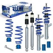 JOM Blue Line výškově stavitelný podvozek VW Golf V (5, 1K) 1.4 / TSi / 1.6 / 2.0 / 2.0T / DSG / 1.9TDi kromě 4Motion