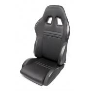 TA Technix sportovní sedačka sklopná - černá, pravá