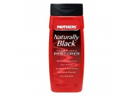 Mothers Naturally Black Trim and Plastic Restorer - oživovač nelakovaných plastů tekutý, 355 ml
