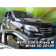 HEKO ofuky oken Mercedes Benz M W166 5dv (2011-2019) přední