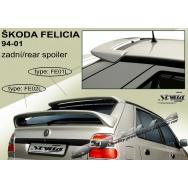 Stylla spoiler zadních dveří Škoda Felicia (1994 - 2001) - spodní