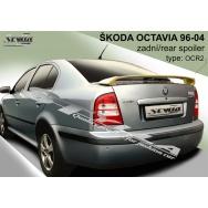 Stylla spoiler zadních dveří Škoda Octavia I htb (1996 - 2004) ve stylu RS