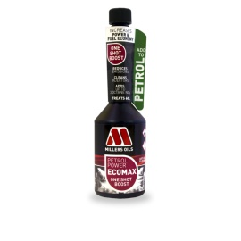 Aditivace benzínu Millers Oils Petrol Power ECOMAX - One Shot Boost, 250ml
