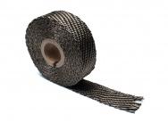 DEi Design Engineering termo izolační páska na výfuky, titanová, šířka 25 mm, délka 4,5 m