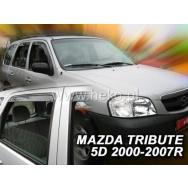 HEKO ofuky oken Mazda Tribute 5dv (2000-2007) přední