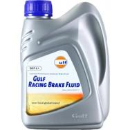 Gulf brzdová kapalina Racing Brake Fluid Dot 5.1, 1L