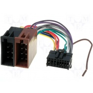 ISO konektory Pioneer 16 PIN B