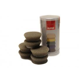 """RUPES Velcro Polishing Foam UHS - pěnový korekční kotouč (tvrdý) pro korekci a leštění tvrdých a keramických laků, určený pro orbitální leštičky, průměr 30/40 mm (1""""1/4) - sada 6 ks"""