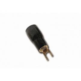 CHP kabelová vidlička 25 qmm černá