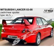 Stylla spoiler zadního víka Mitsubishi Lancer sedan (2003 - 2008)