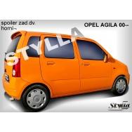 Stylla spoiler zadních dveří Opel Agila A (2001 - 2007)
