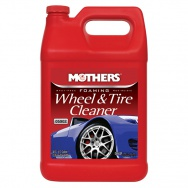 Mothers Foaming Wheel & Tire Cleaner - silný čistič disků a pneu, 3,785 l