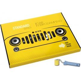 CTK Standard 36 - výhodné balení 10 plátů (1,85 m2) + váleček zdarma