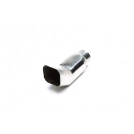 TA Technix koncovka výfuku nerezová - DTM obdélník, 76x71mm