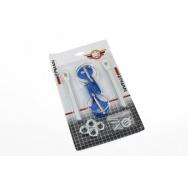 Rychlozajišťovací zámky kapoty - modré