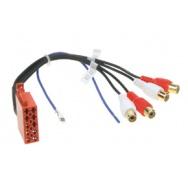 Signálový výstup ISO (10 pin) -> RCA