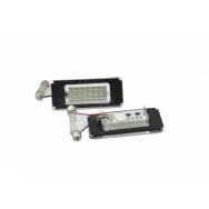 LED osvětlení SPZ Mini Cooper (06-13) včetně Clubman / Cabrio
