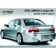 Stylla spoiler zadního víka Opel Omega B sedan facelift (1999 - 2003)